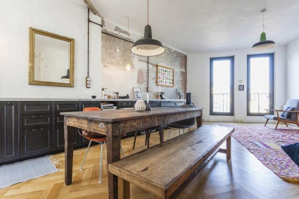 6e - Castellane - Charmant T4 - dernier étage - avec balcon & vue - 285 000€