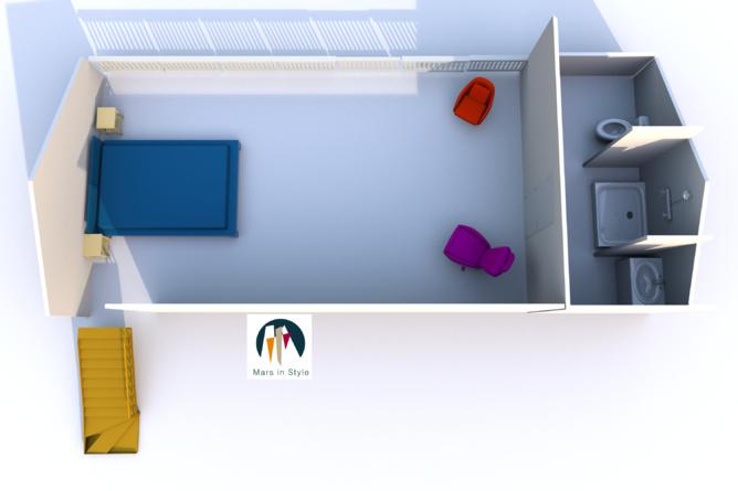 VENDU - 15 ème - Saint Louis - Maison T3 avec terrasse - 160 000 €