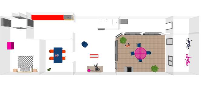 12ème-  Saint Barnabé- Maison avec terrasse - 235 000 €