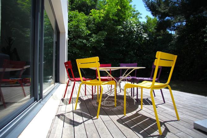 Vendu - 12ème-  Saint Barnabé- Maison avec terrasse et jardin  - 498 000 €