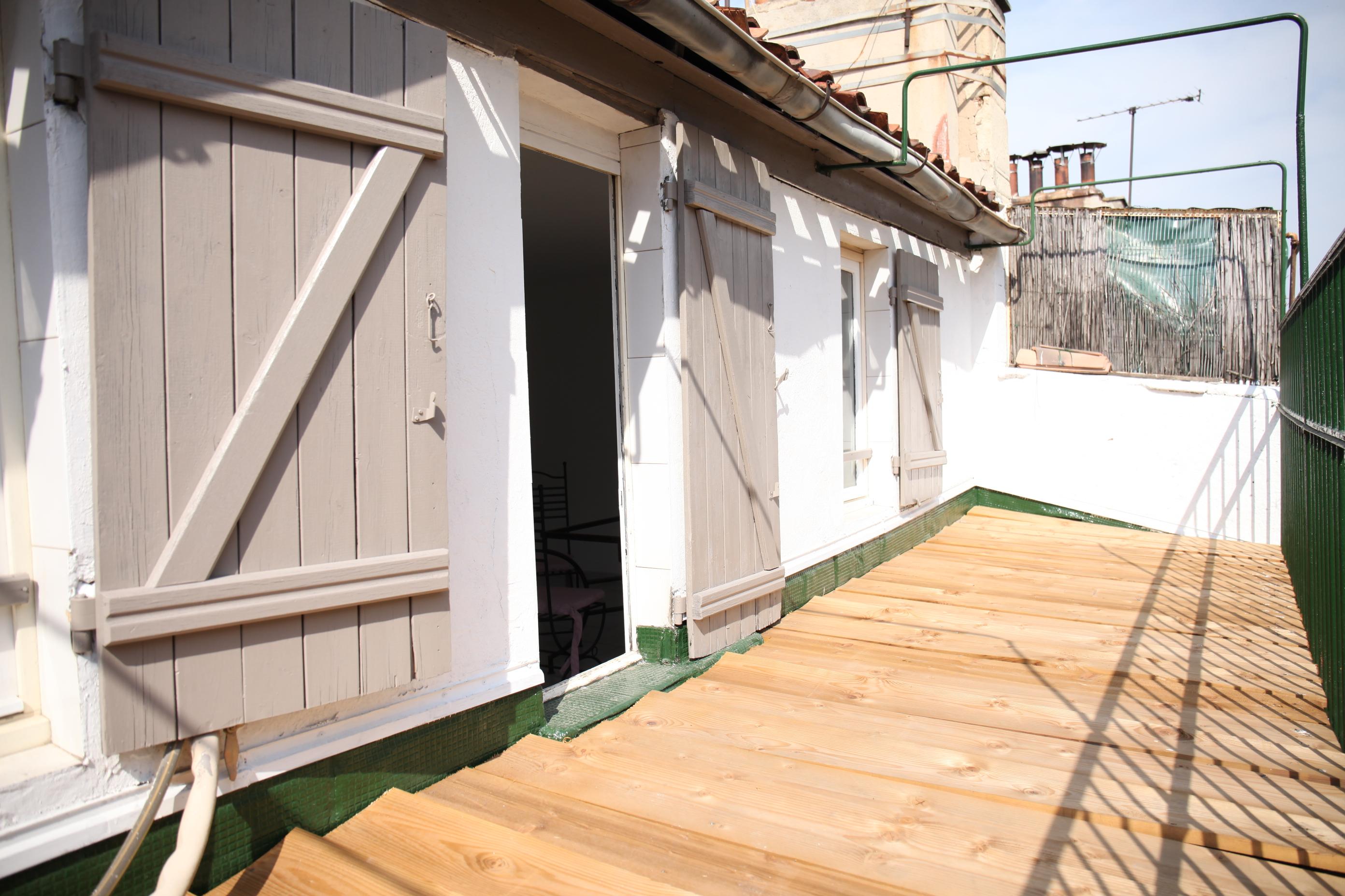 VENDU - Petit T3 avec terrasse - 87 000 €