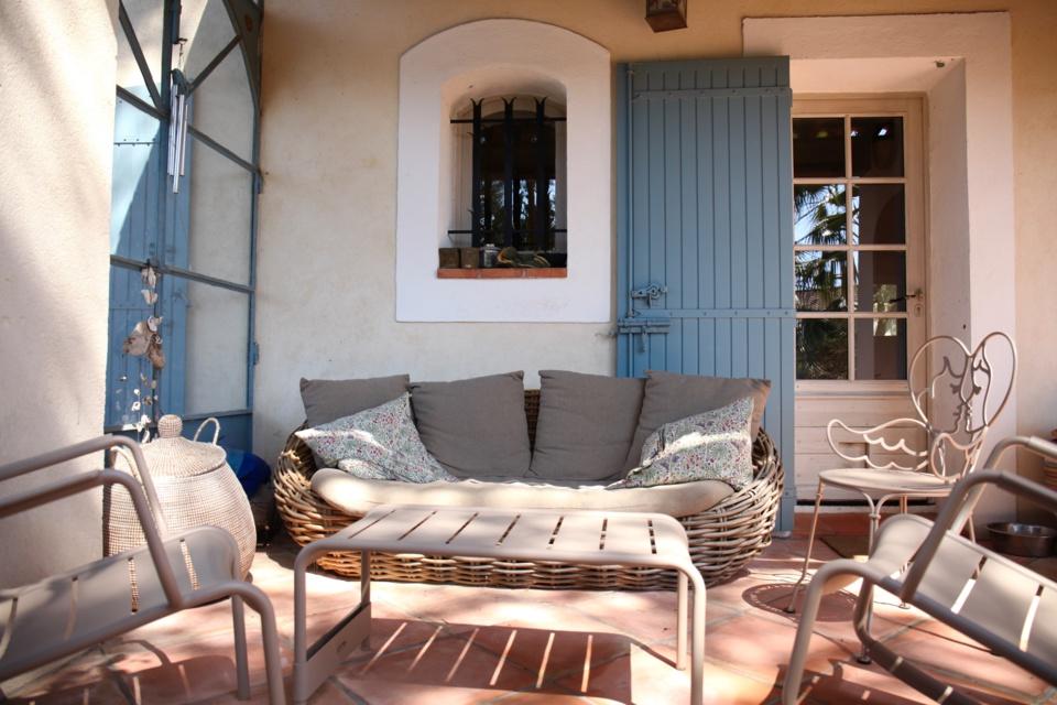 11e - Collines Pagnol - Maison de charme - jardin arboré - piscine & pool house - Studio - 695 000 €