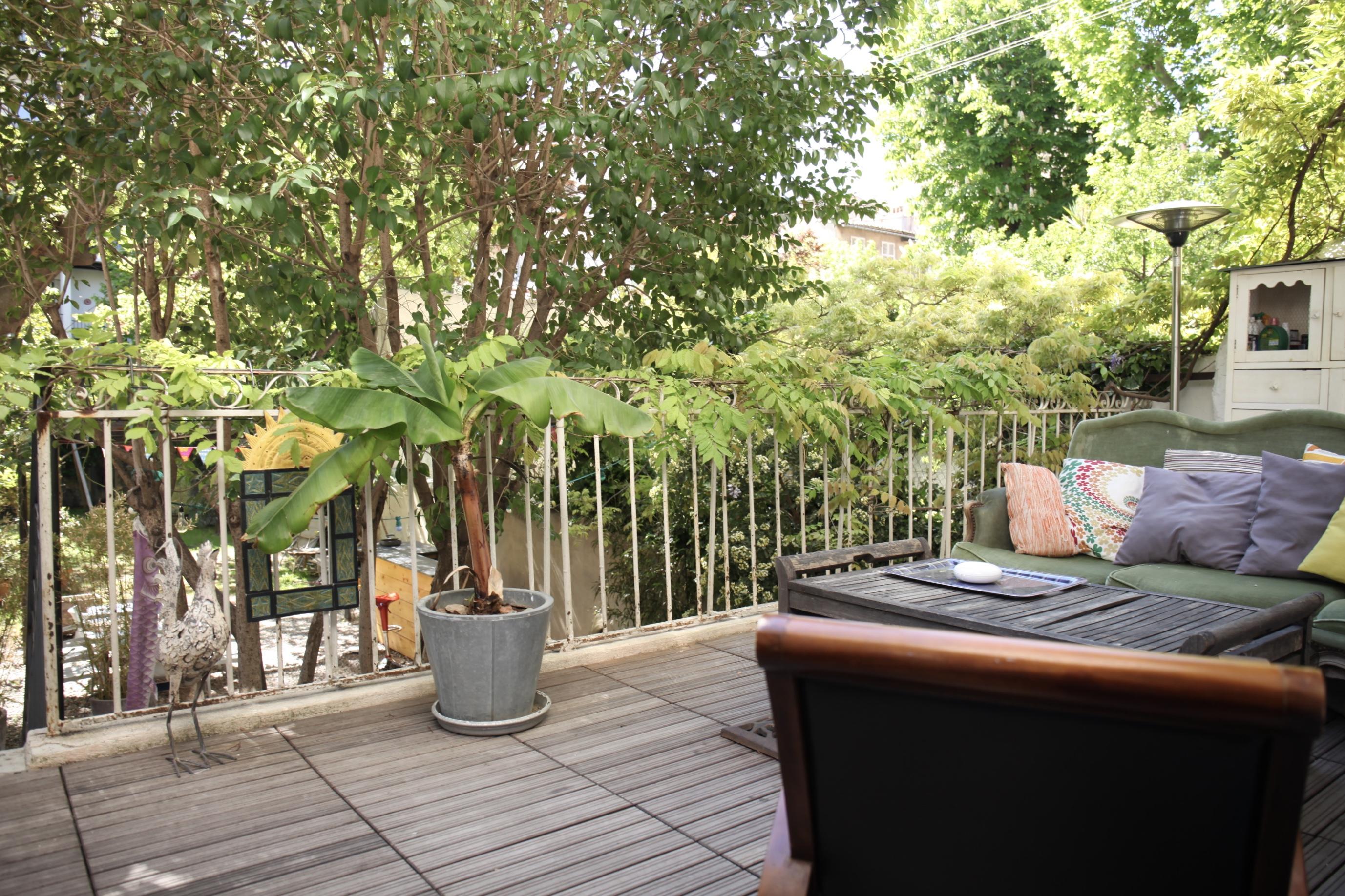 VENDU -6e- ND du mont - Duplex T5 avec terrasses & grand jardin - 545 000 €
