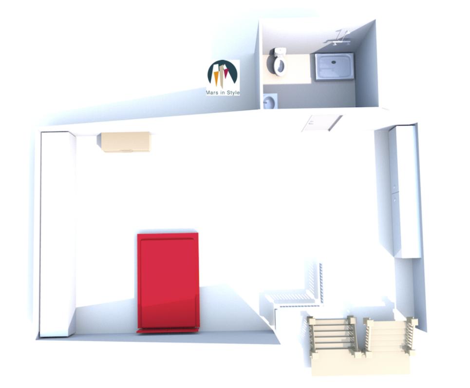 Vendu - 6e - N.D du Mont - Duplex T4 - 235 000 €