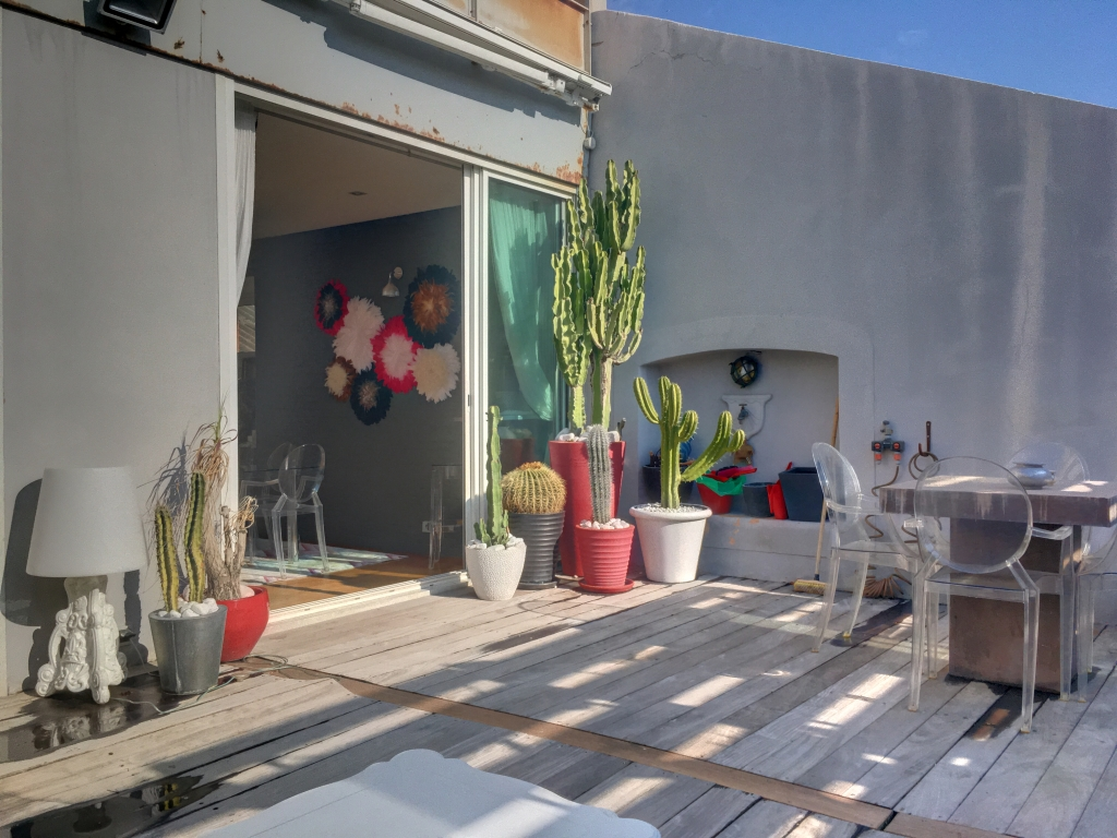 VENDU - 8E - POINTE ROUGE - LOFT DE 160M² - TERRASSE & GARAGE- 548 000€