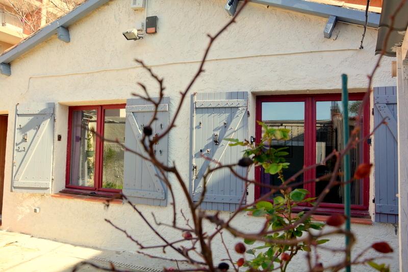3e - St Mauront - Maison & Atelier 84m² - Jardin 200m² - 212 500€