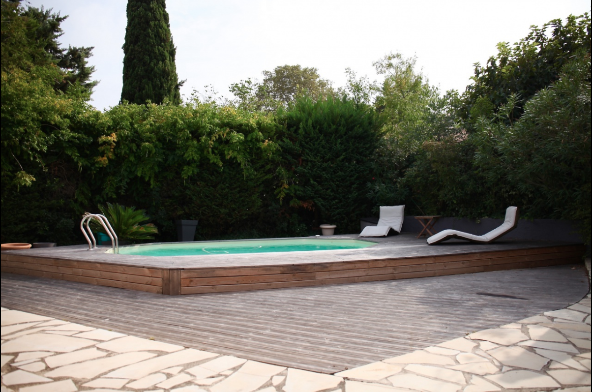 Offre au prix - 13e - Proche Allauch - Maison avec piscine -T5/6 - 465 000 €