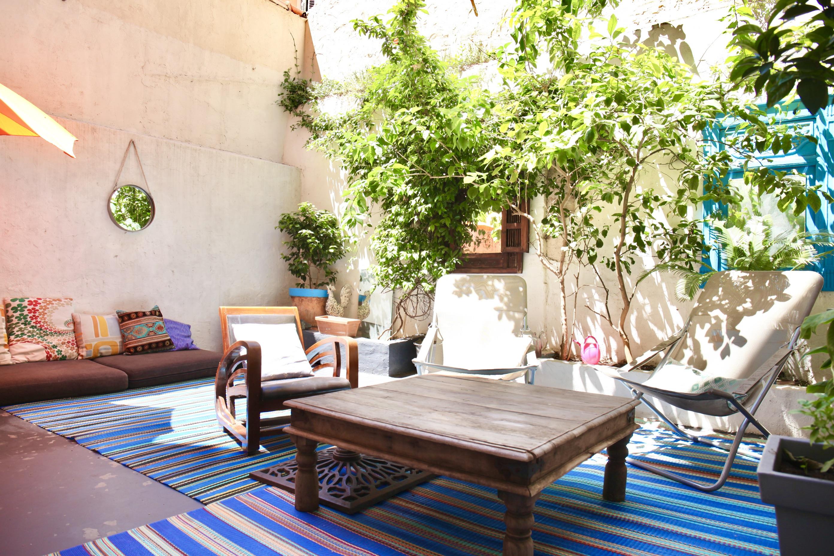 6e- Cours Julien - Atypique T4 en duplex avec terrasse- 395 000 €