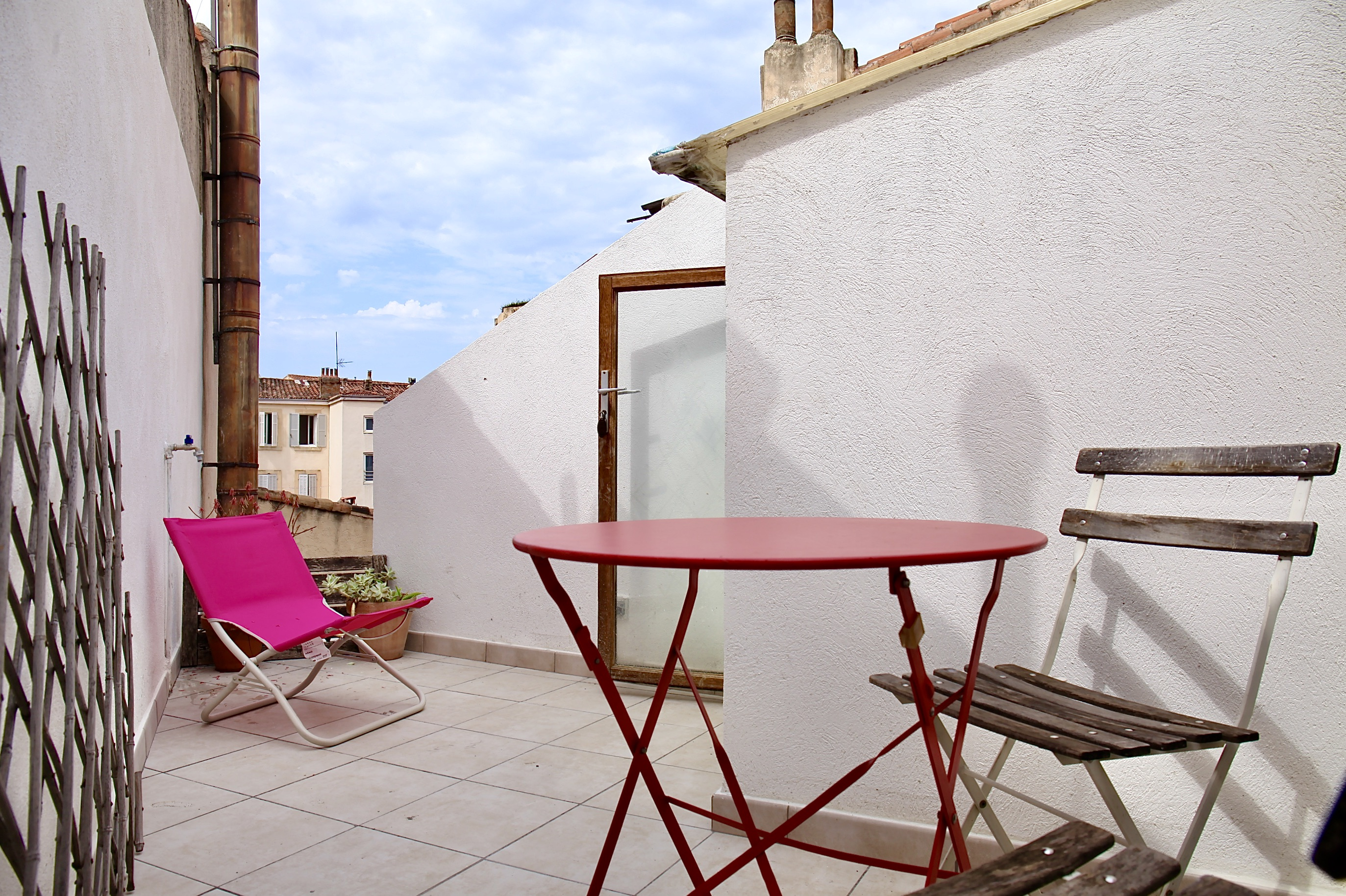 Sous offre au prix - 6e- Notre Dame du Mont- Atypique T2 /3 - Toit terrasse - 225 000 €