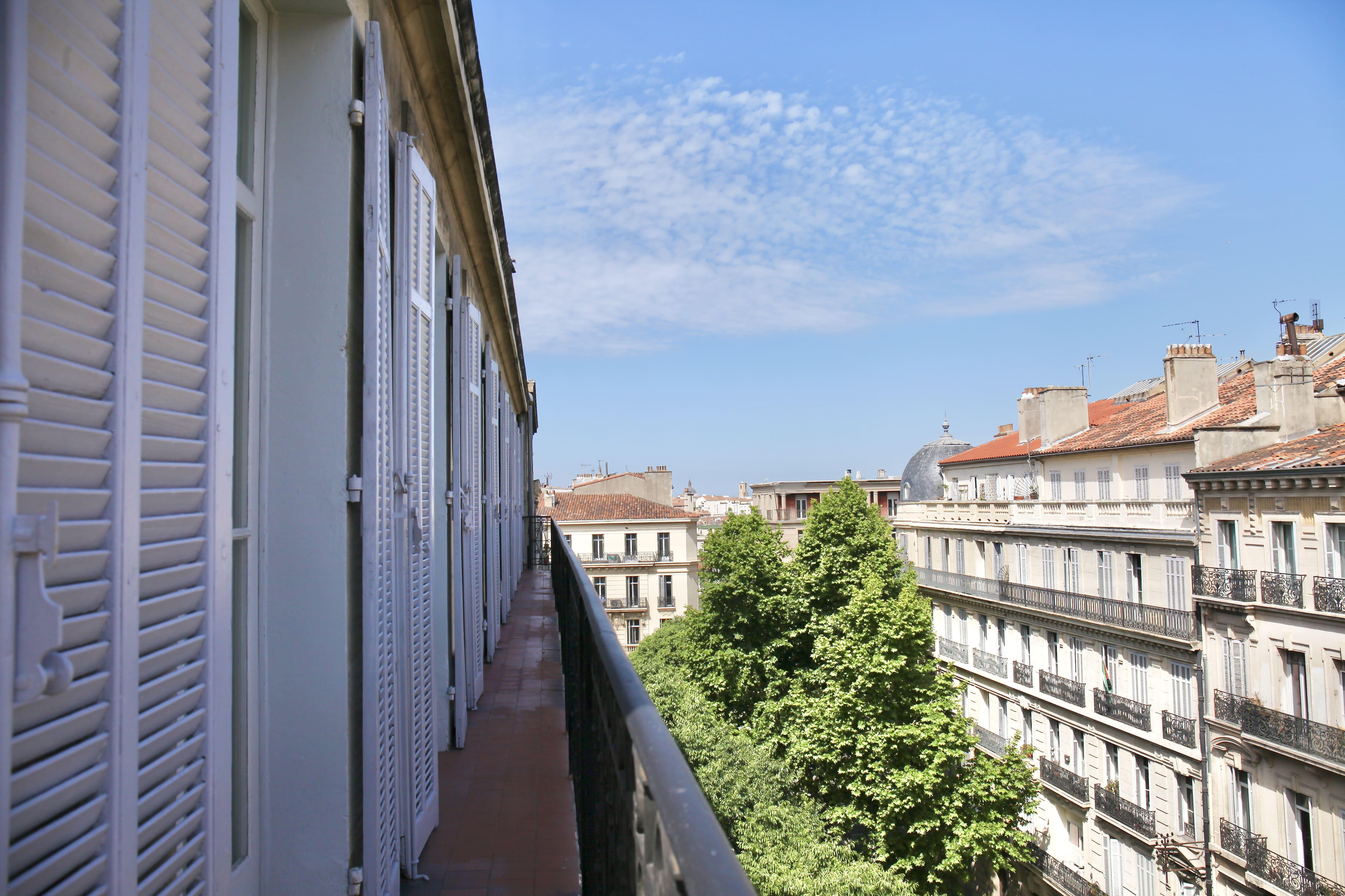 Offre en cours - Réformés -Charmant T4/5 avec balcon filant - 315 000 €