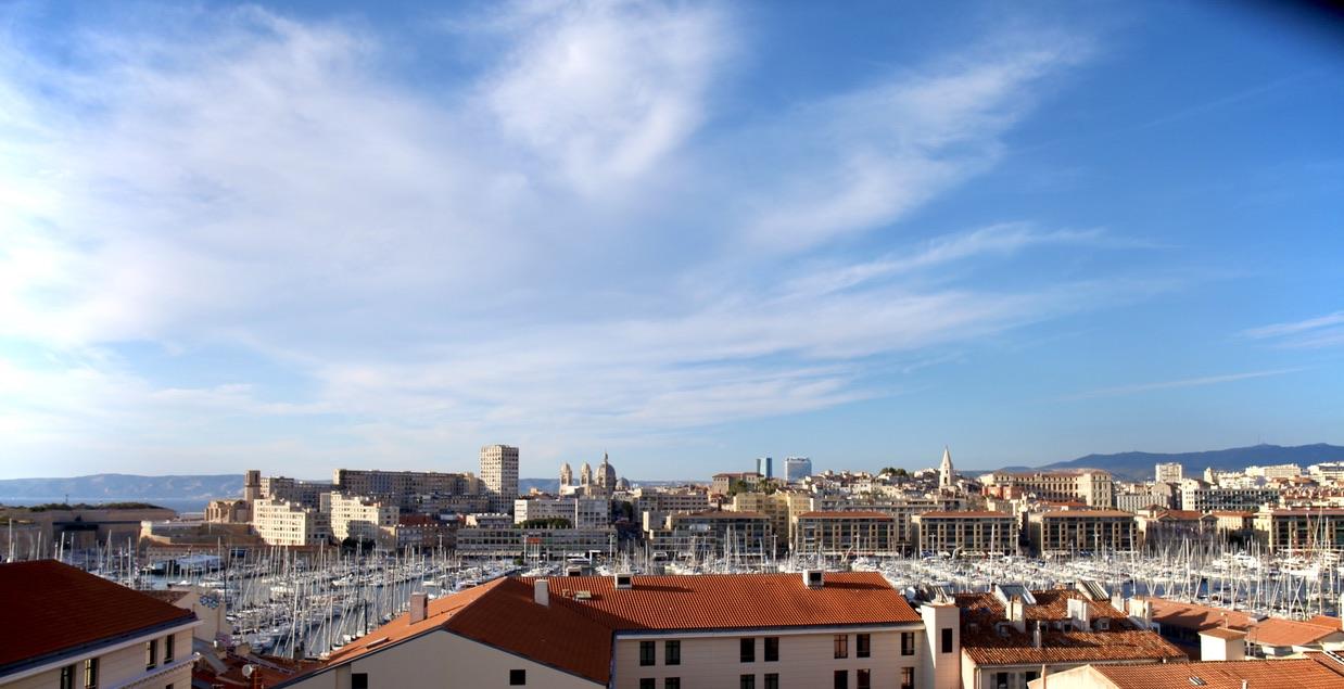 7 e- St - Victor - Grand T2/3 avec balcon &vue mer - 475 000 €