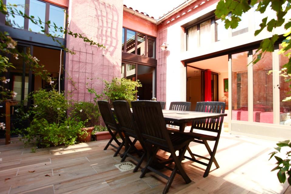 VENDU - 8ème- Montredon- Maison avec patio - 459 000 €