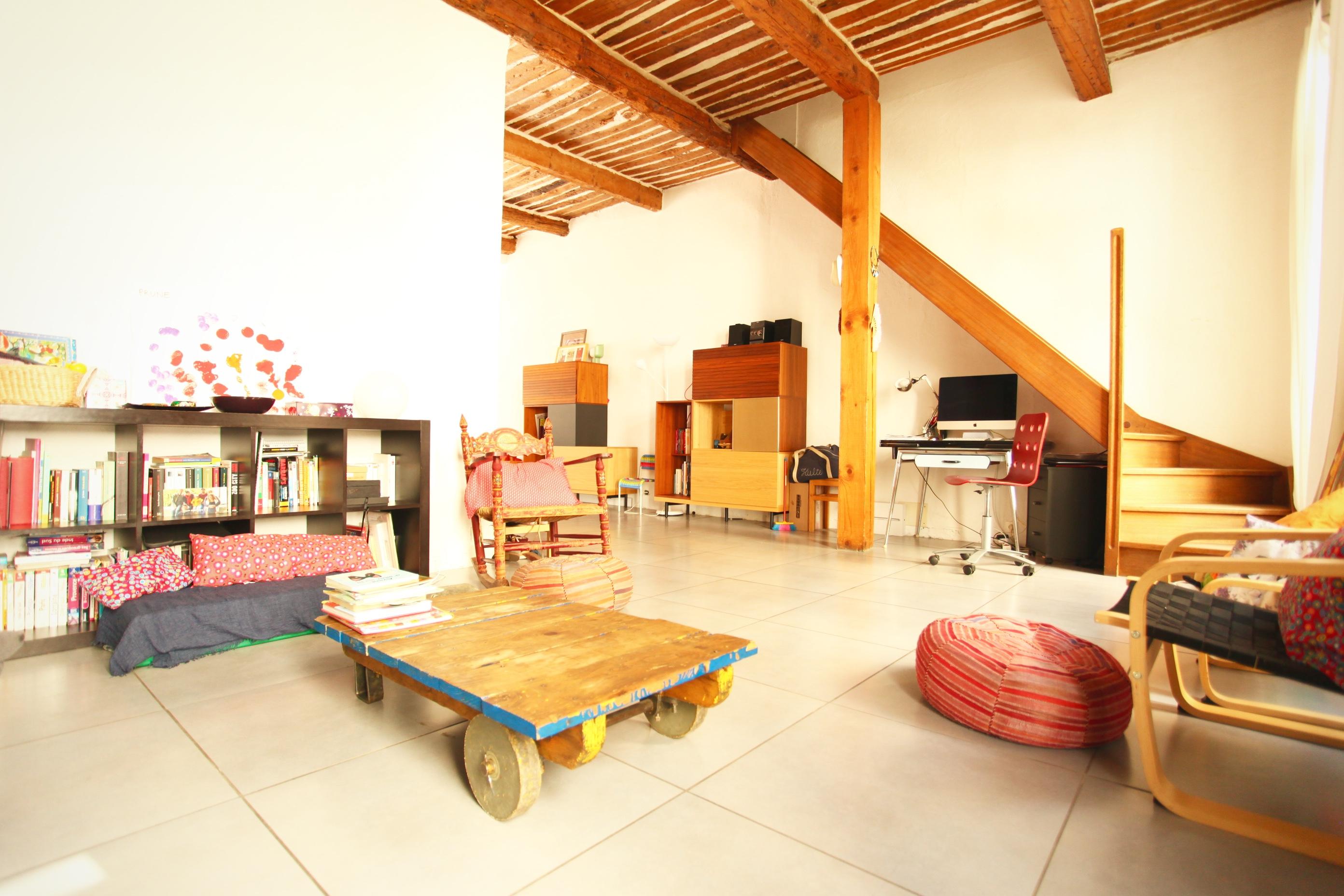 VENDU  - N. Dame du Mont- Duplex T4/5 avec 2 extérieurs- 320 000 €